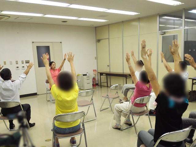 1/17(木)第5回 ナイス体操体験会、開催します!