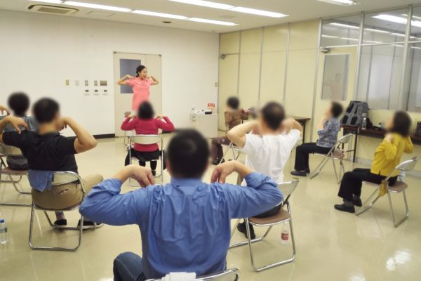 11/14(木)ナイス体操体験会 満席御礼!