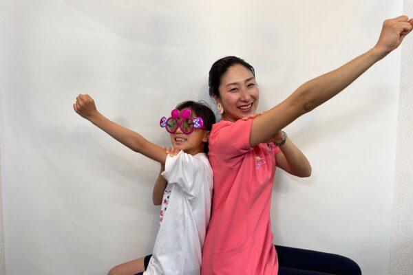 3/29(月)大人も子どももナイス体操 2021春休み編 配信しました!