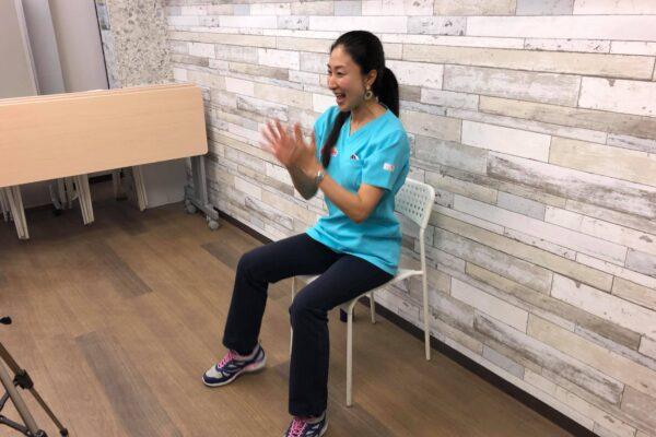 7/16(金)ナイス体操 オンライン無料体験会 終了しました!